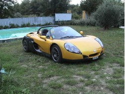 Le Spider Renault Autobodyshop