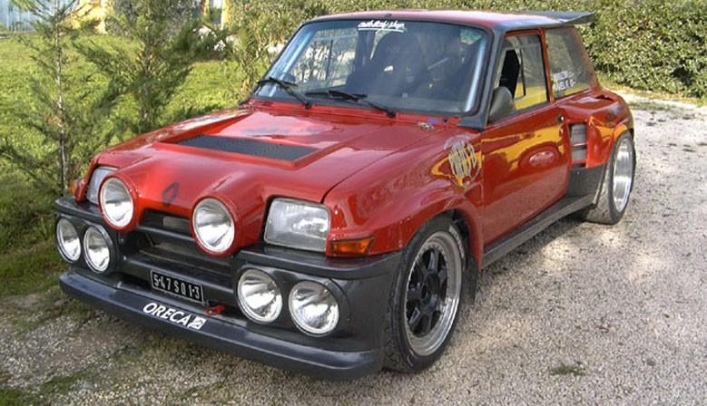 Spécialiste Renault 5 Turbo